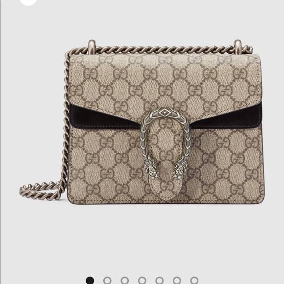 Gucci Handbags - Gucci Dionysus GG Supreme Mini Bag
